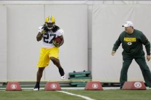 Green Bay Packers Mini Camp